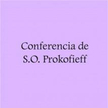 Conferencia de S.O. Prokofieff